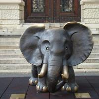 The elephant of Vienna